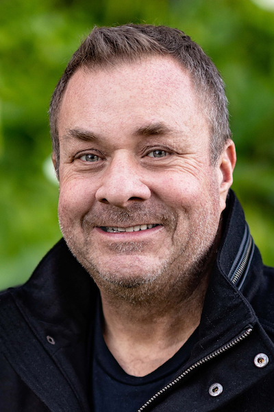 Director Brian Benson